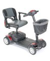 ActiveCare Spitfire EX 4 Wheel Portable Scooter