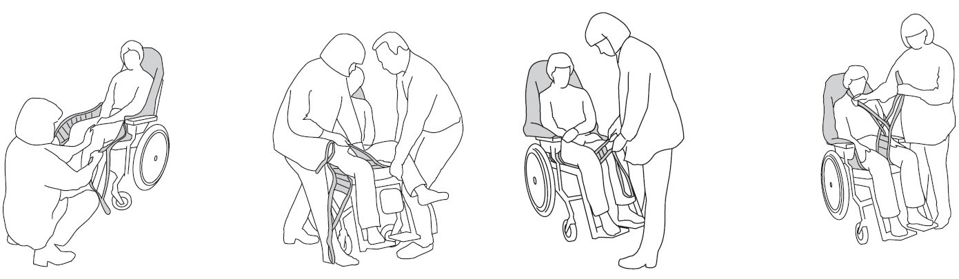 How to Choose Lift Slings for Handicapped Patients