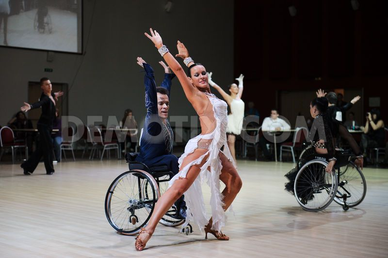 Dances With Wheelchairs