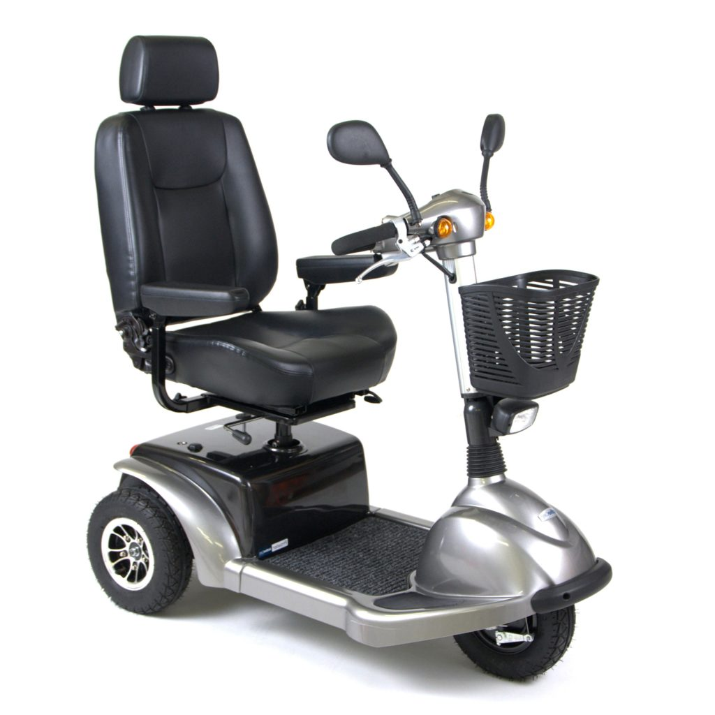 all terrain scooters for disabled