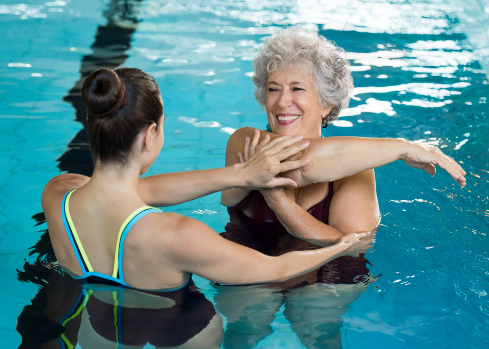 aquatic therapy equipment