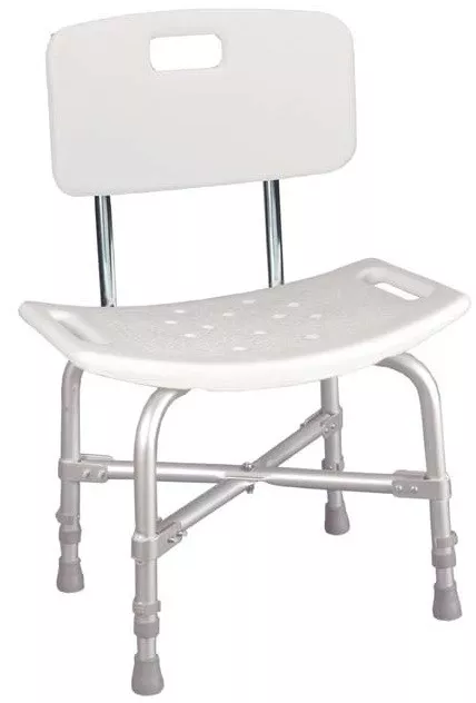 Bariatric Shower Chair: 5 Things To Look For Before Buying