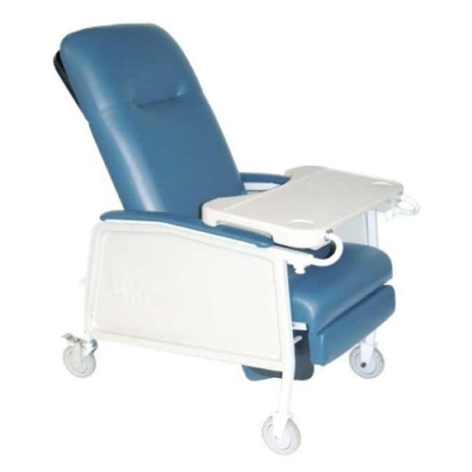 What Is a Geri Chair? Using a Geriatric Chair