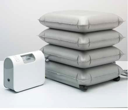 Mangar Elk Lifting Cushion Airflow 24 Volt