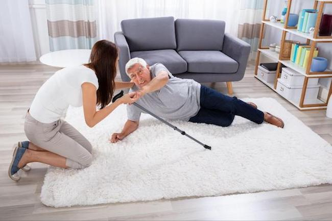 Home Devices to Help Get Up From the Floor